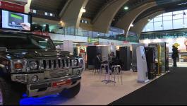 Feria Salenor 2015, stand de La Era de la Venta Automatica.