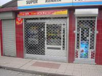 Tienda automatizada con maq. de recargas 24 horas en supermercado Renata - Gijón (Asturias)
