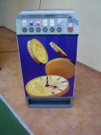 Máquina de tabaco pequeñas dimensiones AZKOYEN 6 canales