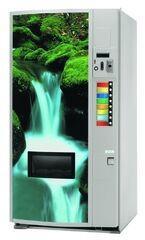 Bebidas frías - año 2010 - Monedero última generación, como nueva. Autoinstalable.